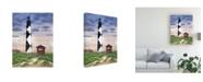 "Trademark Global Patrick Sullivan Lighthouse 2016 Canvas Art - 15.5"" x 21"""