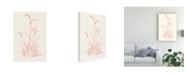 "Trademark Global Danhui Nai Farm Nostalgia Flowers V Canvas Art - 27"" x 33.5"""