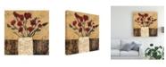 "Trademark Global Judi Bagnato Instant Joy II Canvas Art - 15.5"" x 21"""