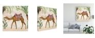 "Trademark Global Victoria Borges Meet Me in Marrakech II Canvas Art - 36.5"" x 48"""