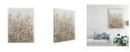 "Trademark Global Tim O'Toole Early Fall Flowers II Canvas Art - 19.5"" x 26"""