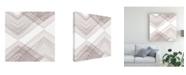 "Trademark Global Emma Scarvey Apogee Fade I Canvas Art - 36.5"" x 48"""