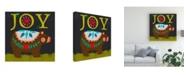 "Trademark Global June Erica Vess Nordic Joy I Canvas Art - 15.5"" x 21"""
