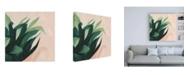 "Trademark Global Emma Scarvey Chinese Cutlass I Canvas Art - 36.5"" x 48"""