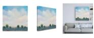 "Trademark Global Tim OToole Summer Sky II Canvas Art - 15.5"" x 21"""