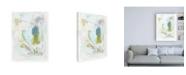 "Trademark Global June Erica Vess Channel Circuit II Canvas Art - 19.5"" x 26"""