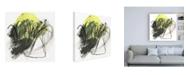 "Trademark Global Jennifer Paxton Parker Expansion I Canvas Art - 15.5"" x 21"""