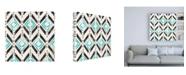 "Trademark Global June Erica Vess Kitwe VI Canvas Art - 15.5"" x 21"""
