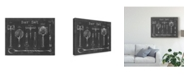 "Trademark Global Ethan Harper Bar Set Canvas Art - 37"" x 49"""