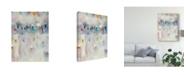 "Trademark Global Nikki Galapon Procession I Canvas Art - 15"" x 20"""