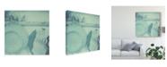 "Trademark Global Jason Johnson Color Shade V Canvas Art - 15"" x 20"""