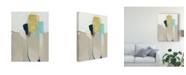 "Trademark Global June Erica Vess Subset I Canvas Art - 15"" x 20"""