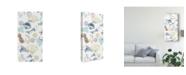 "Trademark Global Prunis Dulcis Playing Among Corals I Canvas Art - 15"" x 20"""