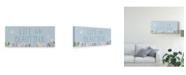 "Trademark Global Jenaya Jackson Spring Sentiments I Canvas Art - 20"" x 25"""
