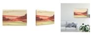 """Trademark Global Chris Paschke Red Rock IV Canvas Art - 15"""" x 20"""""""