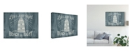 """Trademark Global Laura Marshall Up North III V2 Crop Canvas Art - 15"""" x 20"""""""