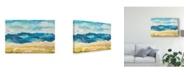"Trademark Global Courtney Prahl Abstract Coastal I Canvas Art - 20"" x 25"""