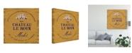 """Trademark Global Janelle Penner Wine Tasting V Canvas Art - 15"""" x 20"""""""