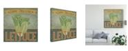 "Trademark Global June Erica Vess Farm Stand VI Canvas Art - 20"" x 25"""