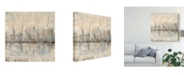 "Trademark Global Tim Otoole Impressionist Skyline I Canvas Art - 20"" x 25"""