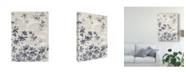 """Trademark Global June Erica Vess Petal Batik I Canvas Art - 20"""" x 25"""""""
