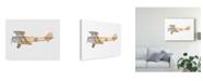 "Trademark Global Ethan Harper Clear Skies III Canvas Art - 20"" x 25"""
