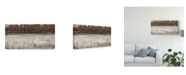 "Trademark Global Tim Otoole Neutral Reflection I Canvas Art - 15"" x 20"""