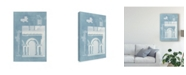 """Trademark Global Vision Studio Details of French Architecture I Canvas Art - 15"""" x 20"""""""