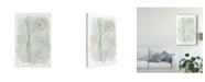 "Trademark Global June Erica Vess Stone Flower Study III Canvas Art - 20"" x 25"""