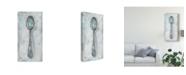 "Trademark Global Ethan Harper Impressionist Flatware I Canvas Art - 20"" x 25"""