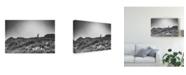 "Trademark Global Pixie Pics Buck Hill Canvas Art - 37"" x 49"""