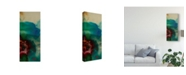 "Trademark Global Sisa Jasper Existential Philosophy I Canvas Art - 20"" x 25"""