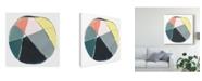 "Trademark Global Jennifer Paxton Parker La Piscine I Canvas Art - 15"" x 20"""
