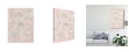 "Trademark Global Melissa Wang Blooming Roses I Canvas Art - 37"" x 49"""