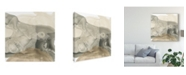 "Trademark Global June Erica Vess Tectonic Drift I Canvas Art - 15"" x 20"""