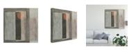 "Trademark Global Victoria Borges Partial Eclipse II Canvas Art - 27"" x 33"""