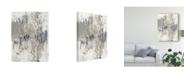"Trademark Global Jennifer Goldberger Paynes Splash II Canvas Art - 20"" x 25"""