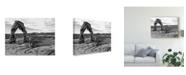"Trademark Global Jenna Guthrie Desert Arches I Canvas Art - 15"" x 20"""