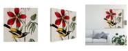 "Trademark Global John James Audubon Avian Crop I Canvas Art - 15"" x 20"""