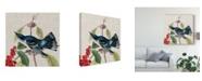"Trademark Global John James Audubon Avian Crop III Canvas Art - 27"" x 33"""
