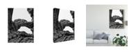 "Trademark Global Jenna Guthrie Desert Arches VI Canvas Art - 20"" x 25"""