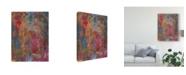 "Trademark Global Regina Moore Infusion I Canvas Art - 15"" x 20"""