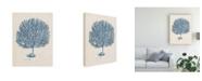 """Trademark Global Melissa Wang Sea Coral Study III Canvas Art - 20"""" x 25"""""""