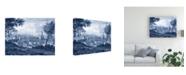 "Trademark Global Claude Lorrain Ua Ch Pastoral Toile III Canvas Art - 15"" x 20"""