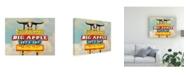 "Trademark Global Naomi Mccavitt American Roadside VII Canvas Art - 20"" x 25"""