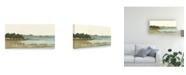 "Trademark Global Dianne Miller Spa Coastline I Canvas Art - 15"" x 20"""