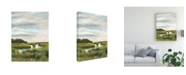 "Trademark Global Naomi Mccavitt Marsh Landscapes I Canvas Art - 20"" x 25"""