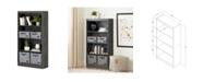 South Shore Axess Bookcase