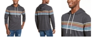American Rag Men's Chest Stripe Hoodie, Created For Macy's