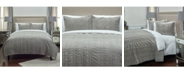 Rizzy Home Riztex USA Mr. Grey Quilt Collection